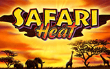 Играть в автомат Safari Heat
