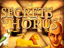Как играть онлайн в автомат 777 Secrets Of Horus