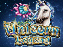 Играть онлайн в аппарат Unicorn Legend