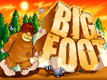 Игровой автомат Bigfoot доступен для игры онлайн режиме