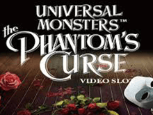 Автомат Universal Monsters The Phantom's Curse Video Slot от Netent – возвращение к классике